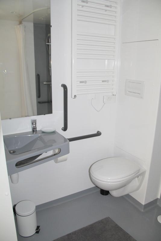 Salle d'eau PMR Ker-Greyo